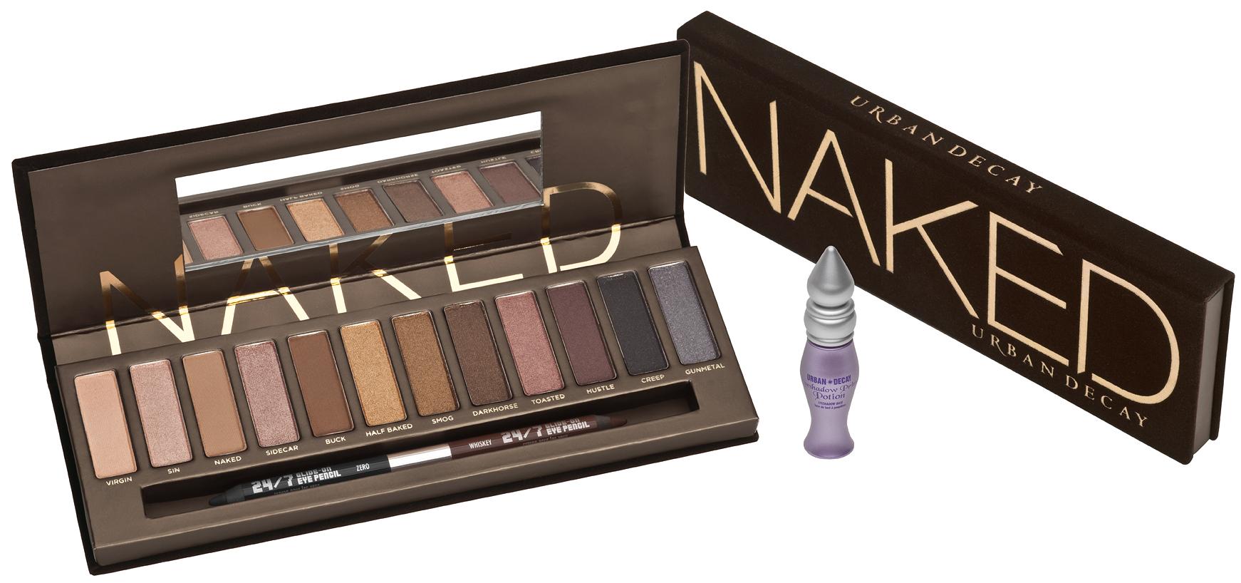 naked eyes palette magasin